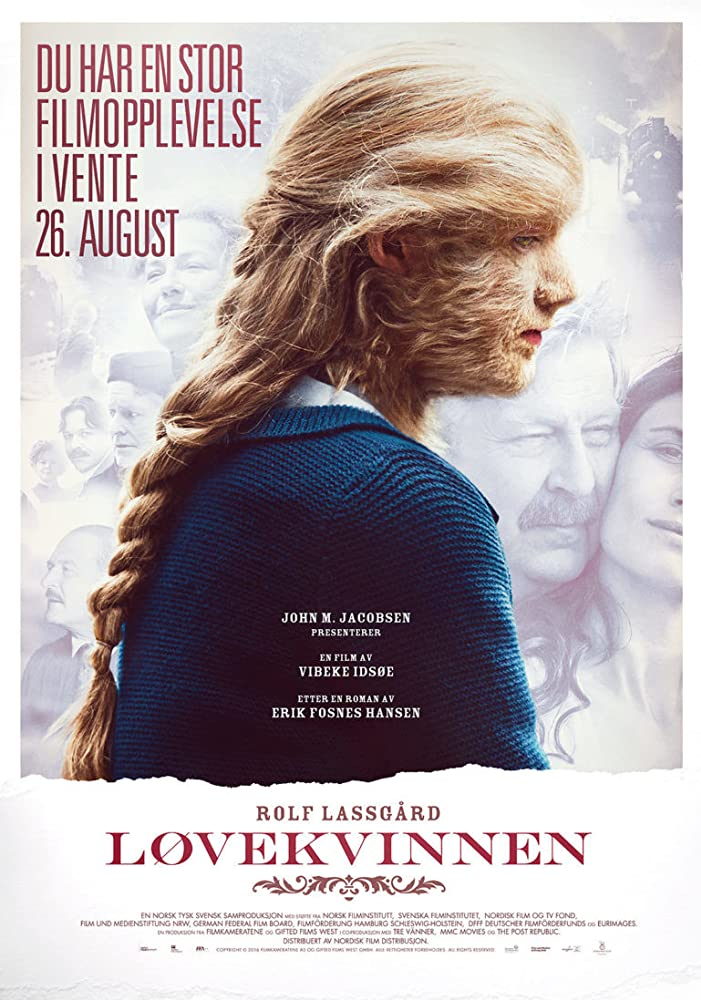 The Lion Woman / Lovekvinnen (2016)