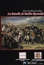 La batalla de Bailén recreada