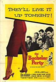 The Bachelor Party (1957) Poster - Movie Forum, Cast, Reviews