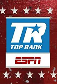 ESPN Top Rank Boxing Poster