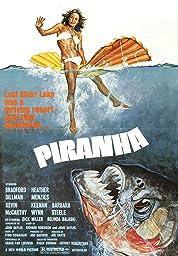 Piranha poster
