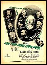 And Then There Were None(1945)