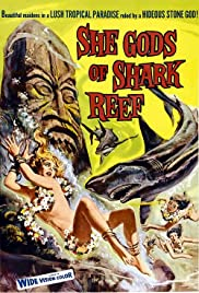 She Gods of Shark Reef(1958) Poster - Movie Forum, Cast, Reviews