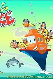 Lifeboat Luke Poster