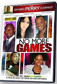 No More Games Poster