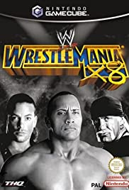 WWE WrestleMania X-8 (2002) Poster - Movie Forum, Cast, Reviews
