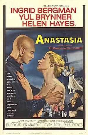 Anastasia poster