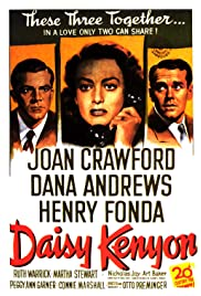 Daisy Kenyon (1947) Poster - Movie Forum, Cast, Reviews
