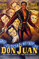 Image of Adventures of Don Juan