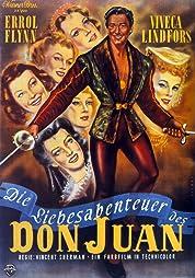 Adventures Of Don Juan (1948)