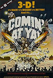 Comin' at Ya! (1981) Poster - Movie Forum, Cast, Reviews