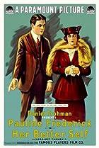 Her Better Self (1917) Poster