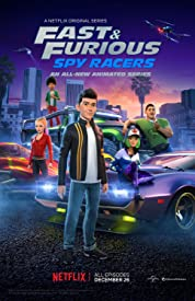 Fast & Furious Spy Racers - Season 1 poster