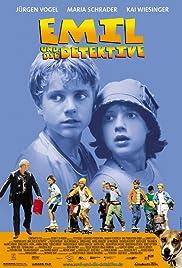 Emil und die Detektive(2001) Poster - Movie Forum, Cast, Reviews