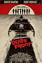 Death Proof (2007) Poster