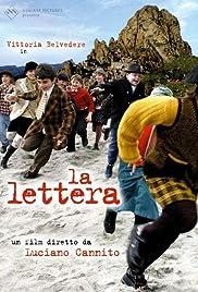 La lettera Poster