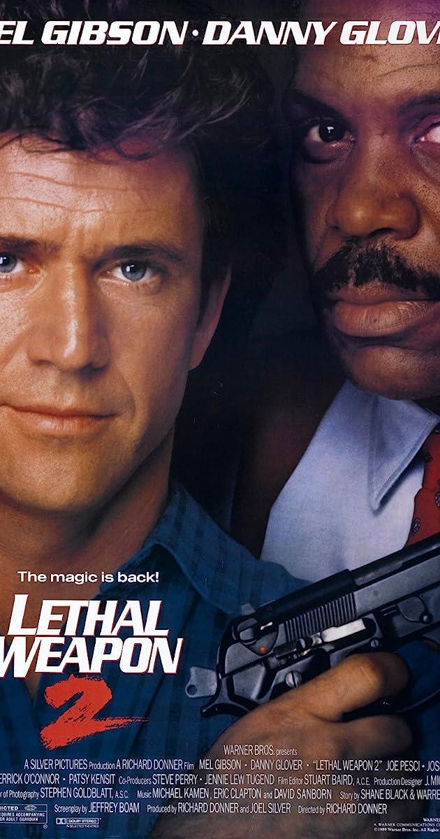 Lethal Weapon 2 (1989) - IMDb