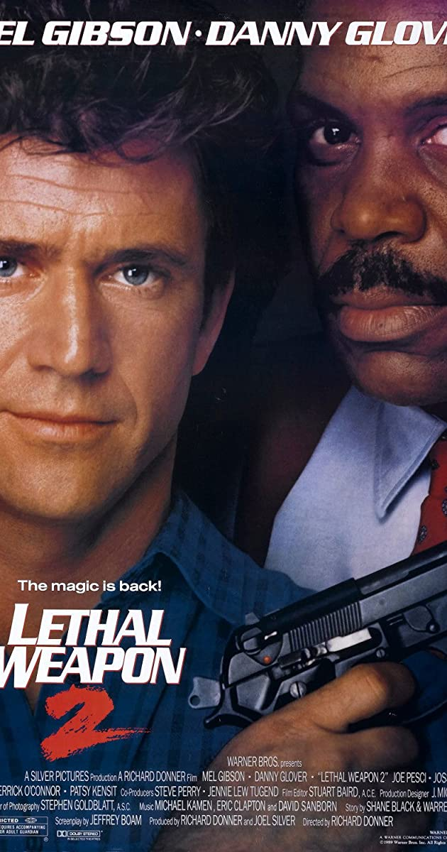 Lethal Weapon 2 (1989) 720p Bluray