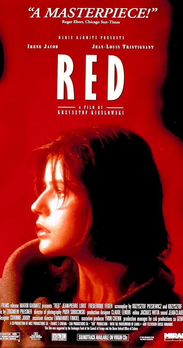 Red Movie Poster | www.pixshark.com - Images Galleries