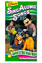 Primary image for Mickey's Fun Songs: Campout at Walt Disney World