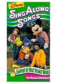 Mickey's Fun Songs: Campout at Walt Disney World Poster