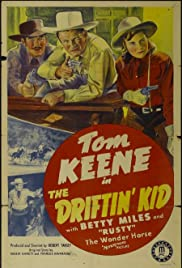 The Driftin' Kid Poster