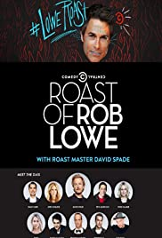Comedy Central Roast of Rob Lowe (2016) Poster - TV Show Forum, Cast, Reviews