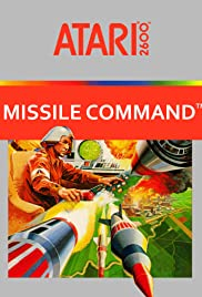 Missile Command Poster