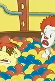 The Wacky Adventures of Ronald McDonald: Scared Silly(1998) Poster - Movie Forum, Cast, Reviews