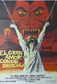 Count Dracula's Great Love (1973) Poster - Movie Forum, Cast, Reviews