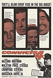 Convicts 4 (1962) Poster - Movie Forum, Cast, Reviews