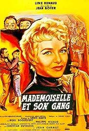 Mademoiselle et son gang Poster