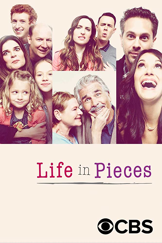 Assistir Life in Pieces Dublado e Legendado Online