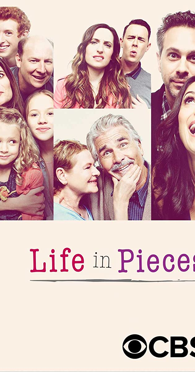 Gyvenimo smulkmenos (3 Sezonas) / Life in Pieces (Season 3) (2017) online
