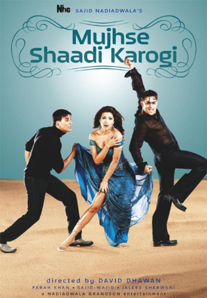 Mujhse Shaadi Karogi 2002 720p BRRip Watch Online Free Download Here