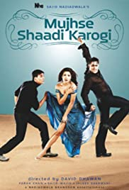 Mujhse Shaadi Karogi (2004) Poster - Movie Forum, Cast, Reviews