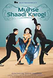 Mujhse Shaadi Karogi 2004 Hindi BluRay 720p 1.7GB MKV