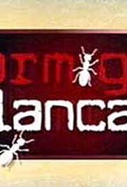 Hormigas blancas Poster