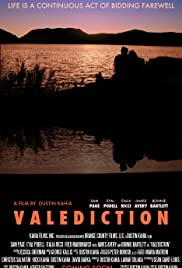 Valediction Poster
