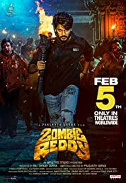 Zombie Reddy (2021) poster