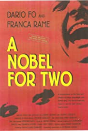 Dario Fo and Franca Rame: A Nobel for Two Poster