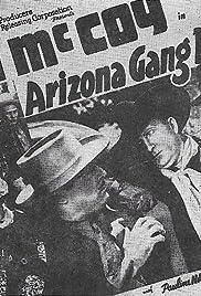 Arizona Gang Busters Poster