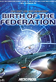Star Trek: Birth of the Federation Poster