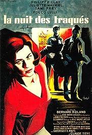 La nuit des traqués Poster