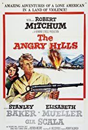 The Angry Hills (1959) Poster - Movie Forum, Cast, Reviews