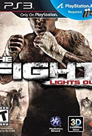 The Fight: Lights Out Poster