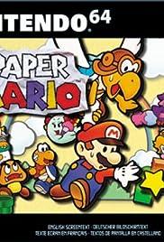 Paper Mario(2000) Poster - Movie Forum, Cast, Reviews