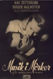 Music in Darkness (1948) Poster - Movie Forum, Cast, Reviews