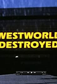 Westworld Destroyed Poster