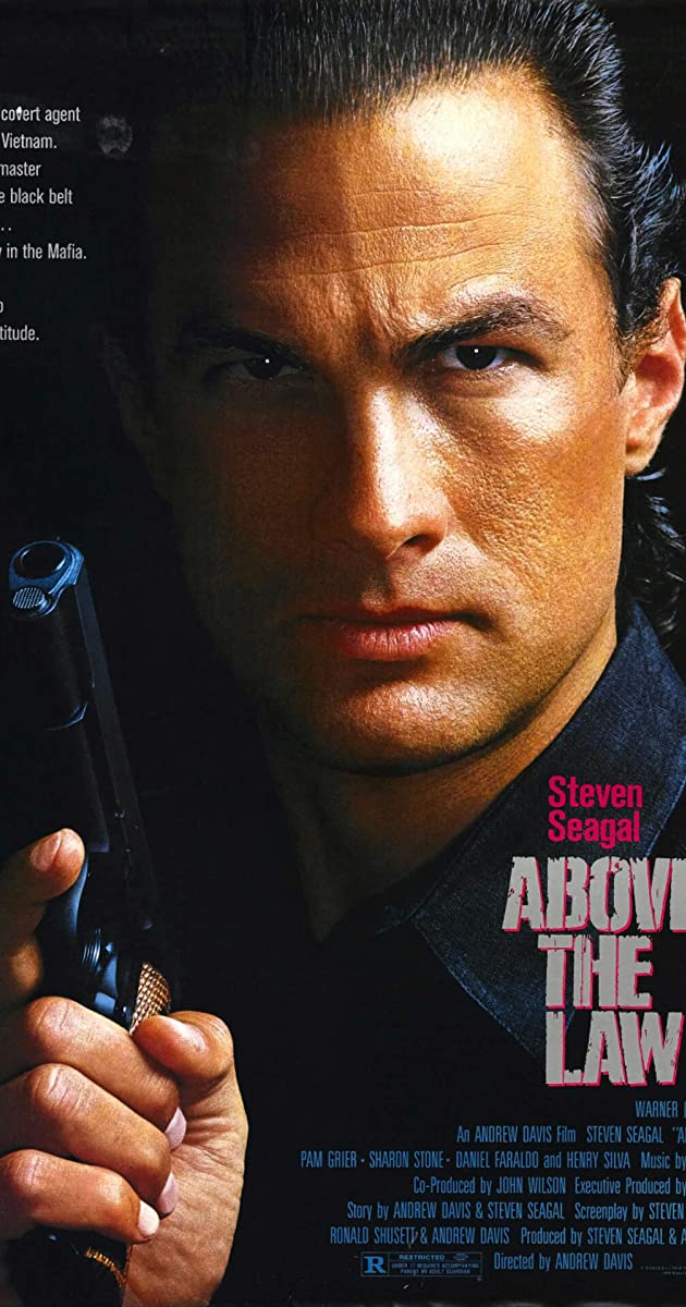 Niko / Above the Law (1988) Online